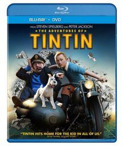 Aventurile lui Tintin: Secretul Licornului / The Adventures of Tintin - BLU-RAY + DVD