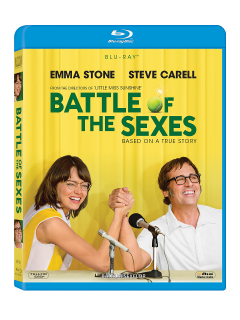 Batalia Sexelor / Battle of the Sexes - BLU-RAY