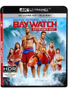 Baywatch (Extended cut) - BD 2 discuri (4K Ultra HD + Blu-ray)
