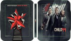 Child 44: Crime trecute sub tacere / Child 44 - BD (Steelbook editie limitata)