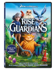 Cinci eroi de legenda / Rise of the Guardians - DVD