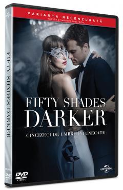 Cincizeci de umbre intunecate / Fifty Shades Darker - DVD