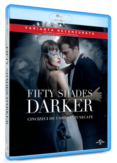 Cincizeci de umbre intunecate / Fifty Shades Darker - BD