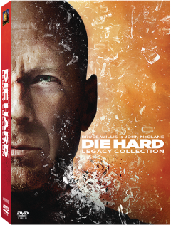 Colectia Greu de ucis / Die Hard Legacy Collection (5 filme) - DVD