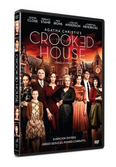 Crima la conac / Agatha Christie's Crooked House - DVD