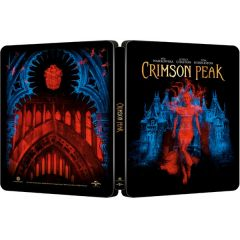 Crimson Peak - BLU-RAY (Steelbook editie limitata)