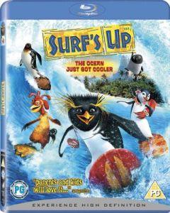 Cu totii la surf! / Surf's Up - BLU-RAY