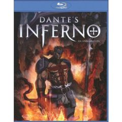 Infernul lui Dante / Dante's Inferno: An Animated Epic - BLU-RAY