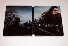 Dracula: Povestea nespusa / Dracula Untold - BLU-RAY (Steelbook editie limitata)