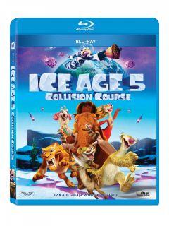 Epoca de Gheata 5: Ploaie de meteoriti / Ice Age 5: Collision Course - BD