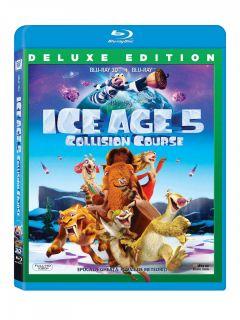 Epoca de Gheata 5: Ploaie de meteoriti / Ice Age 5: Collision Course - BD 3D + 2D