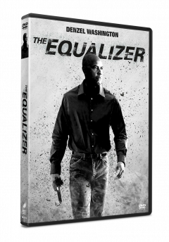 Equalizer / The Equalizer (Character Cover Collection) - DVD