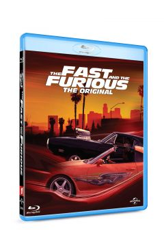 Furios si iute / The Fast and the Furious - BLU-RAY