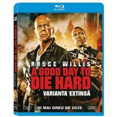Greu de ucis 5 (Si mai greu de ucis) / A Good Day to Die Hard (Die Hard 5) - BLU-RAY
