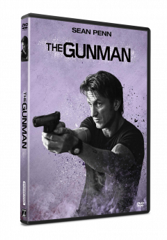 Gunman: Pe viata si pe moarte / The Gunman (Character Cover Collection) - DVD