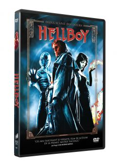 Hellboy: Eroul scapat din infern - DVD