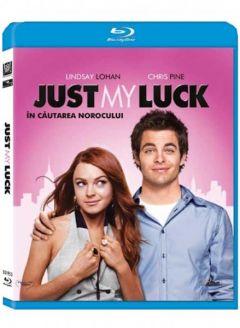 In cautarea norocului / Just My Luck - BLU-RAY