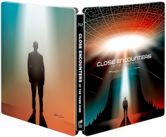 Intalnire de Gradul Trei / Close Encounters of the Third Kind (4K Ultra HD Steelbook™ Limited Collector's Edition) - BD 2 discuri (4K Ultra HD + Blu-ray)