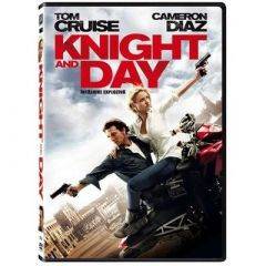 Intalnire exploziva / Knight and Day - DVD