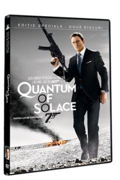 James Bond 22 - Partea lui de consolare / Quantum of Solace - (Editie speciala - 2 discuri) - DVD