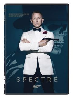 James Bond 24 - SPECTRE - DVD