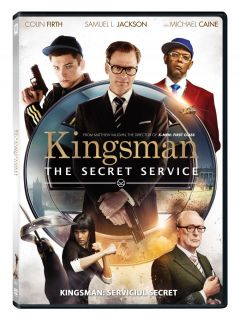 Kingsman: Serviciul secret / Kingsman: The Secret Service - DVD