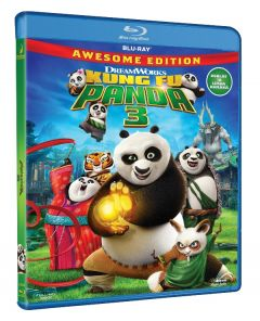 Kung Fu Panda 3 - BD