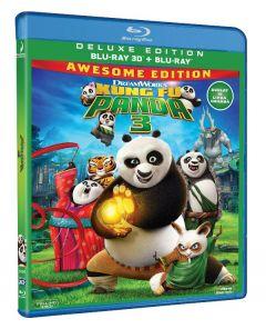 Kung Fu Panda 3 BD Combo (3D+2D)