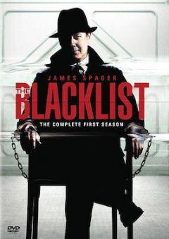 Lista Neagra / The Blacklist - Sezonul 1 complet (6 discuri) - DVD