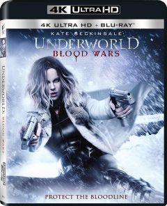 Lumea de dincolo: Razboaie sangeroase / Underworld: Blood Wars - BD 2 discuri (4K Ultra HD + Blu-ray)