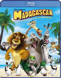 Madagascar 1 - BLU-RAY