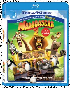Madagascar 2 / Madagascar: Escape 2 Africa - BLU-RAY