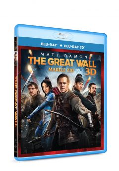 Marele Zid / The Great Wall BLU-RAY 3D + 2D