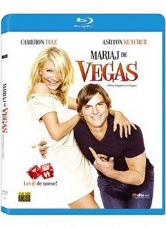 Mariaj de Vegas / What Happens in Vegas - BLU-RAY