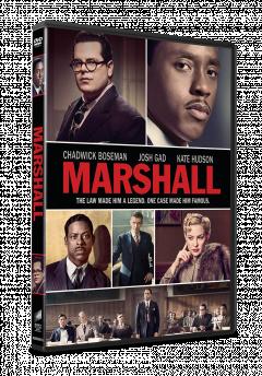 Marshall - DVD