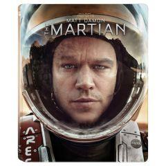 Martianul / The Martian - BLU-RAY combo  (3D+2D) (Steelbook)