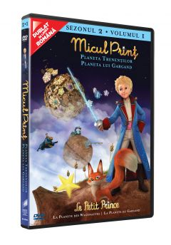 Micul Print: Sezonul 2, Volumul 1 - DVD