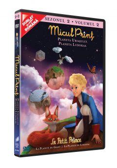 Micul Print: Sezonul 2, Volumul 2 - DVD