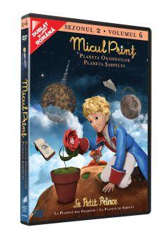 Micul Print: Sezonul 2, Volumul 6 - DVD