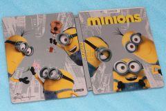 Minionii / Minions - BLU-RAY (Steelbook editie limitata)