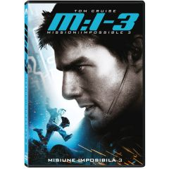 Misiune: Imposibila 3 / Mission: Impossible 3 - DVD