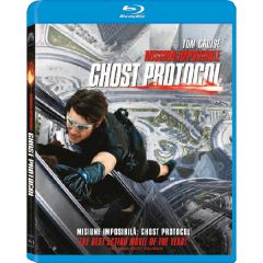 Misiune: Imposibila 4 - Ghost Protocol / Mission: Impossible - Ghost Protocol - BLU-RAY