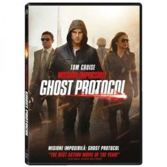 Misiune: Imposibila 4 - Ghost Protocol / Mission: Impossible - Ghost Protocol - DVD