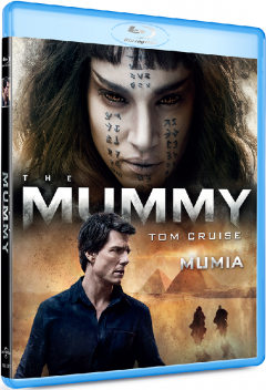 Mumia / The Mummy (2017) - BLU-RAY