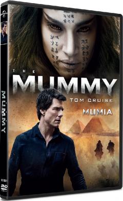 Mumia / The Mummy (2017) - DVD