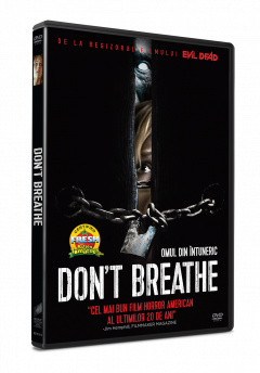 Omul din Intuneric / Don't Breathe - DVD