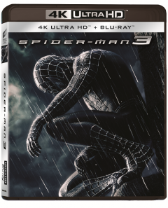 Omul-Paianjen 3 / Spider-Man 3 - BD 2 discuri (4K Ultra HD + Blu-ray)