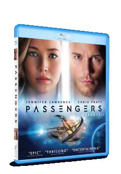 Pasagerii / Passengers - BLU-RAY