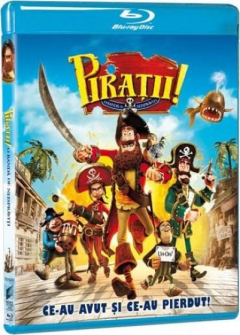 Piratii! O banda de neispraviti / The Pirates! Band of Misfits - BD