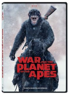 Planeta Maimutelor 3: Razboiul / War for the Planet of the Apes - DVD
